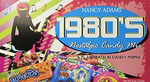 1980 candy mix box