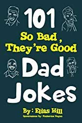 101 dad jokes book cover