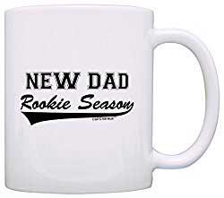 New dad - rookie season coffee mug