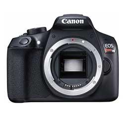 Rebel T6 camera