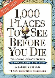 1000 places to see before you die book cover