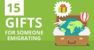15 gifts for someone emigrating post featured image