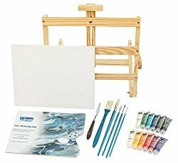 art paint set