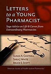 letters to a young pharmacist book cover