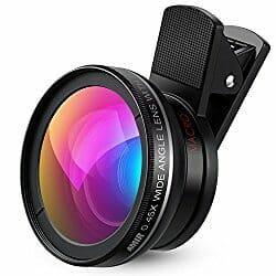 cellphone camera lense kit