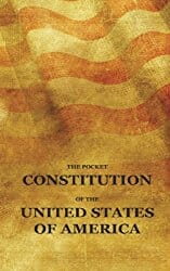 constitution of the usa book cover