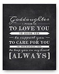 goddaughter quote