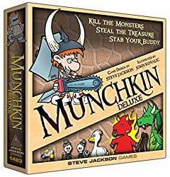 munchkin deluxe board game
