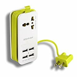 travel power outlet