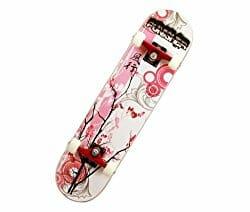punisher skateboard