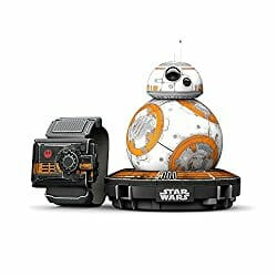 star war remote controlled robot