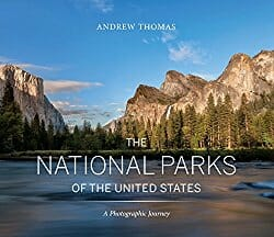 us national parks book cover