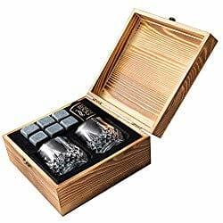 wiskey stones gift set