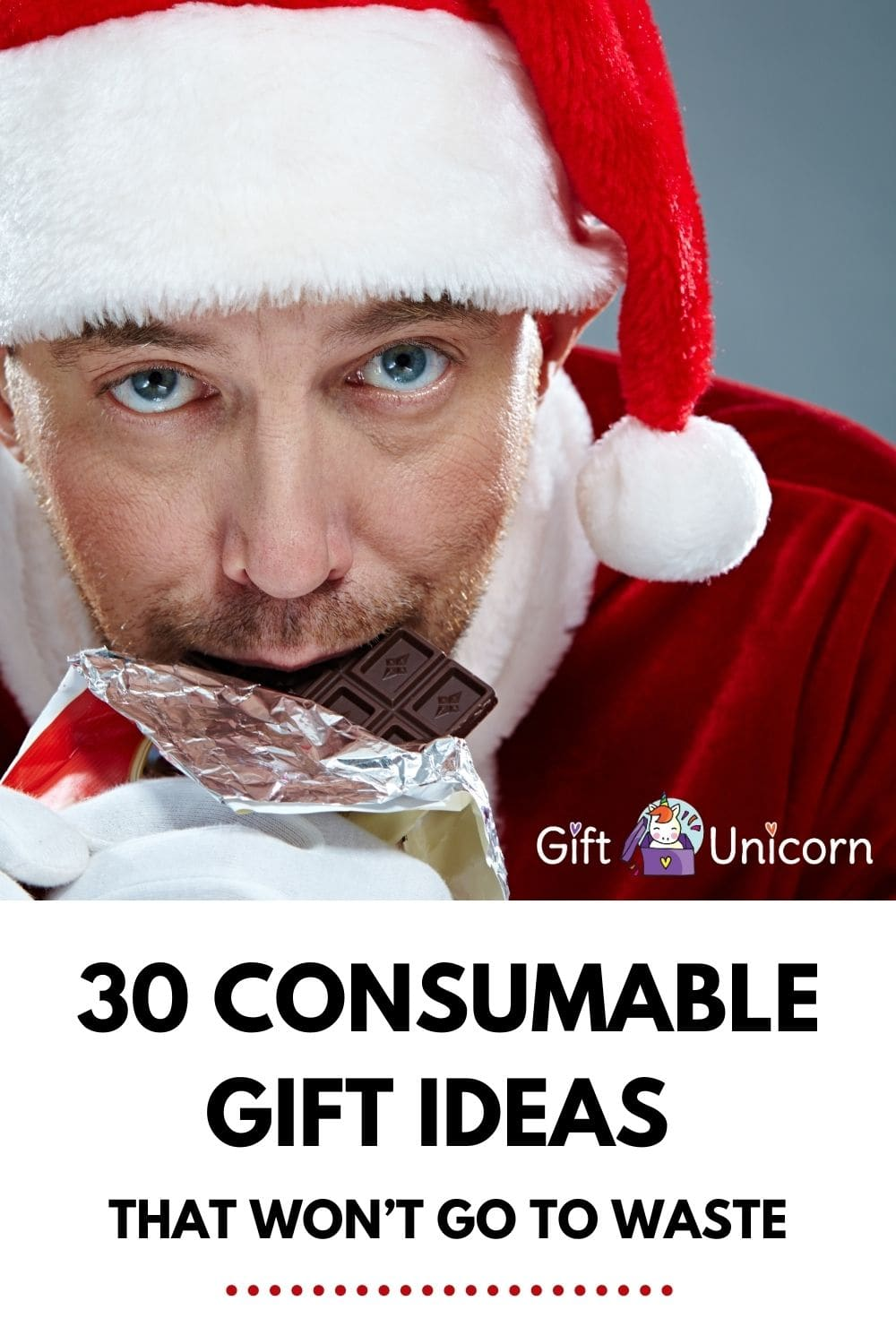 30 consumable gifts