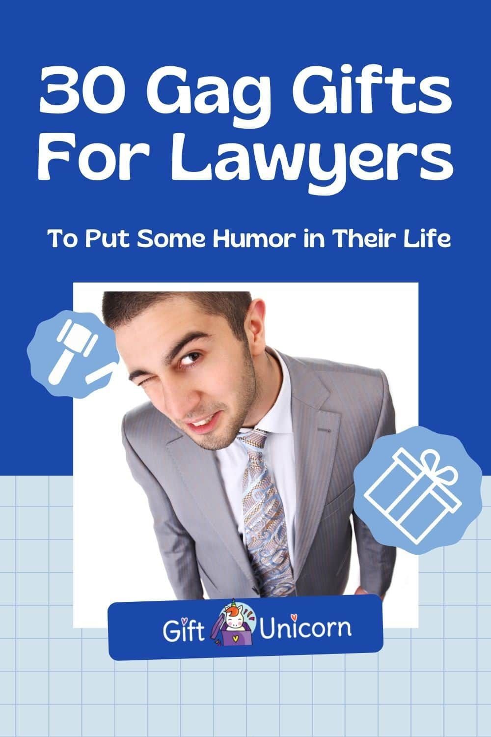 gag gifts for lawyers