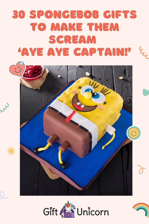 30 spongebob gifts