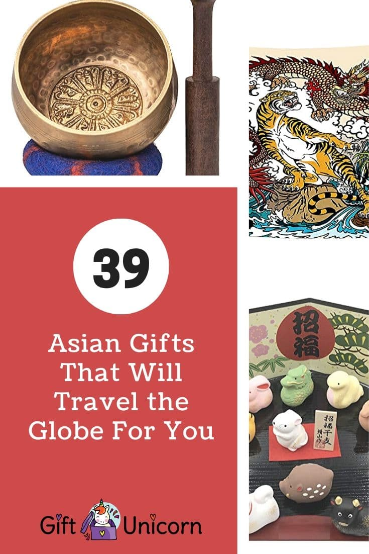 39 Asian Gifts That Will Travel the Globe For You - pinterest pin image