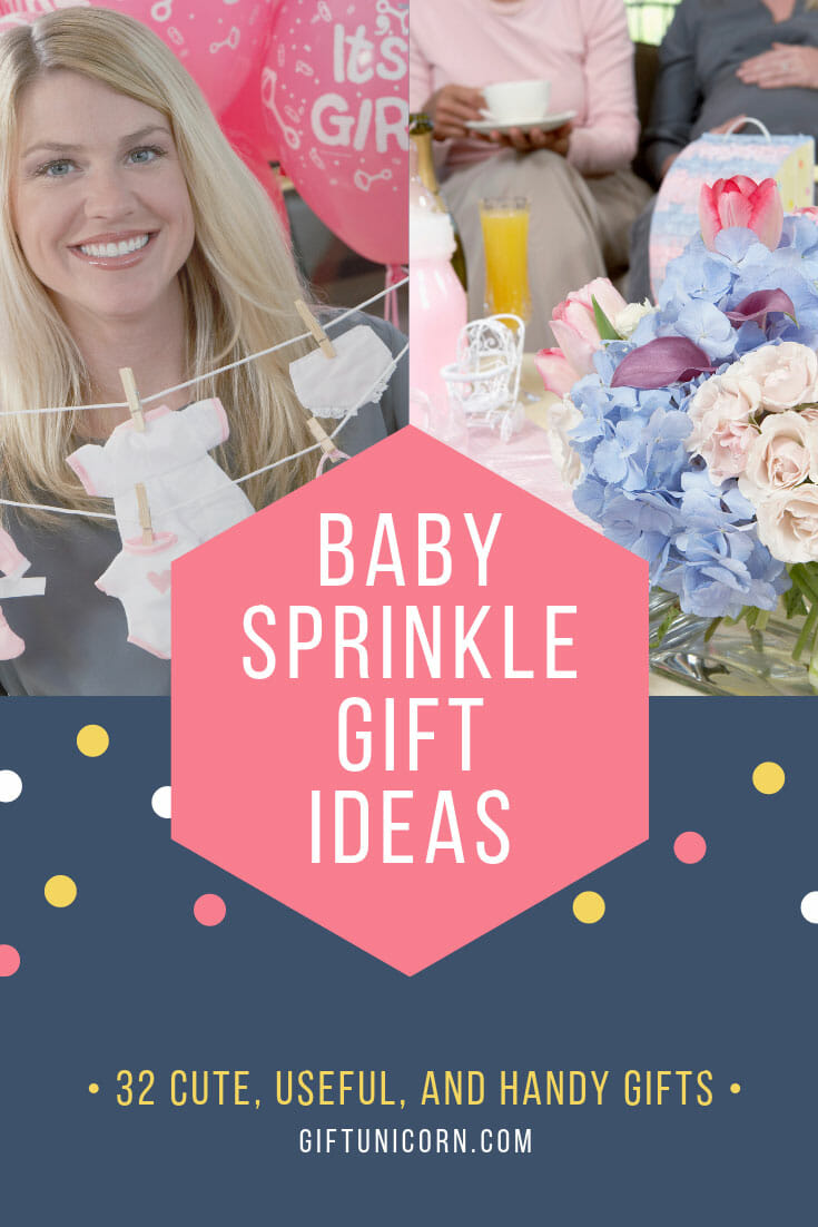 32 Baby sprinkle gifts