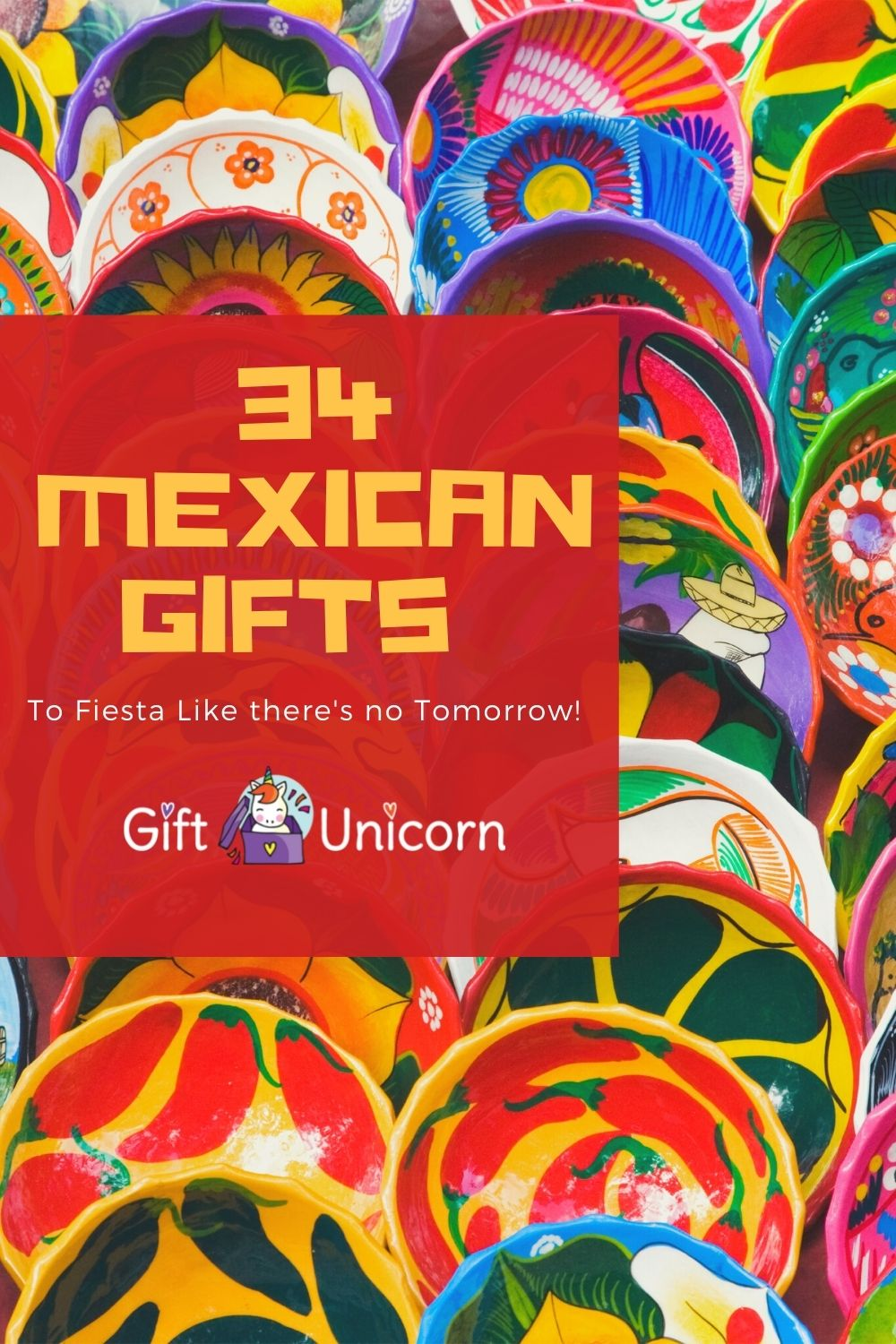 mexican gifts pin image