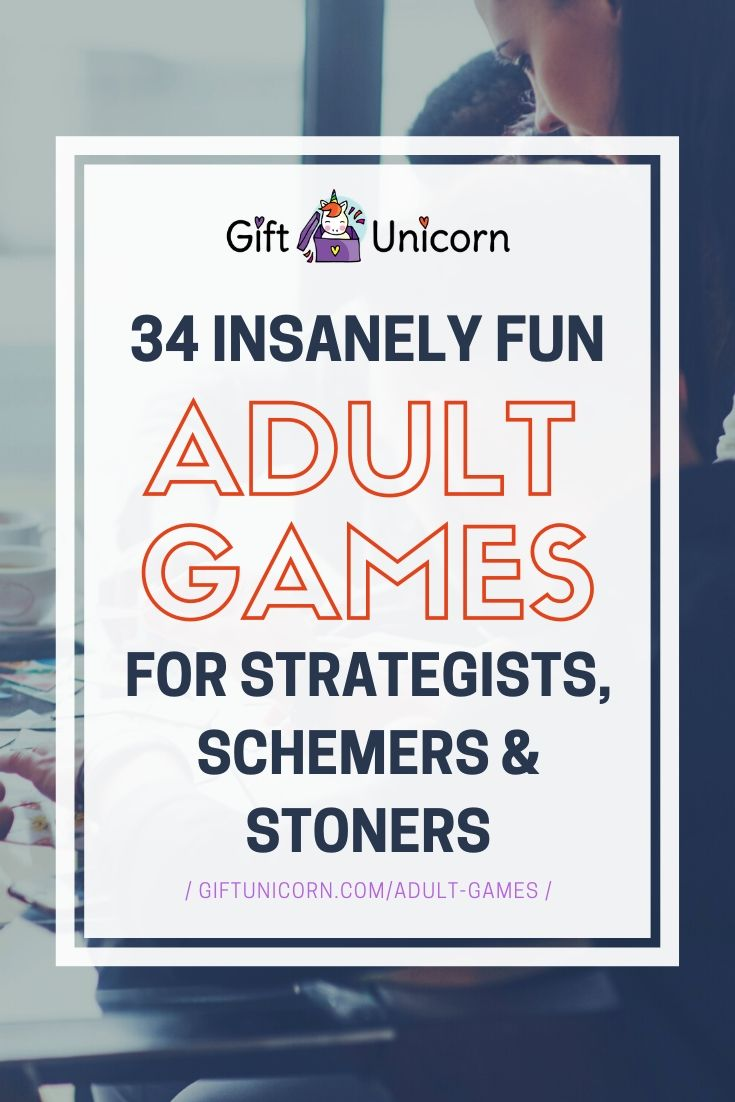 34 fun adult games pin image