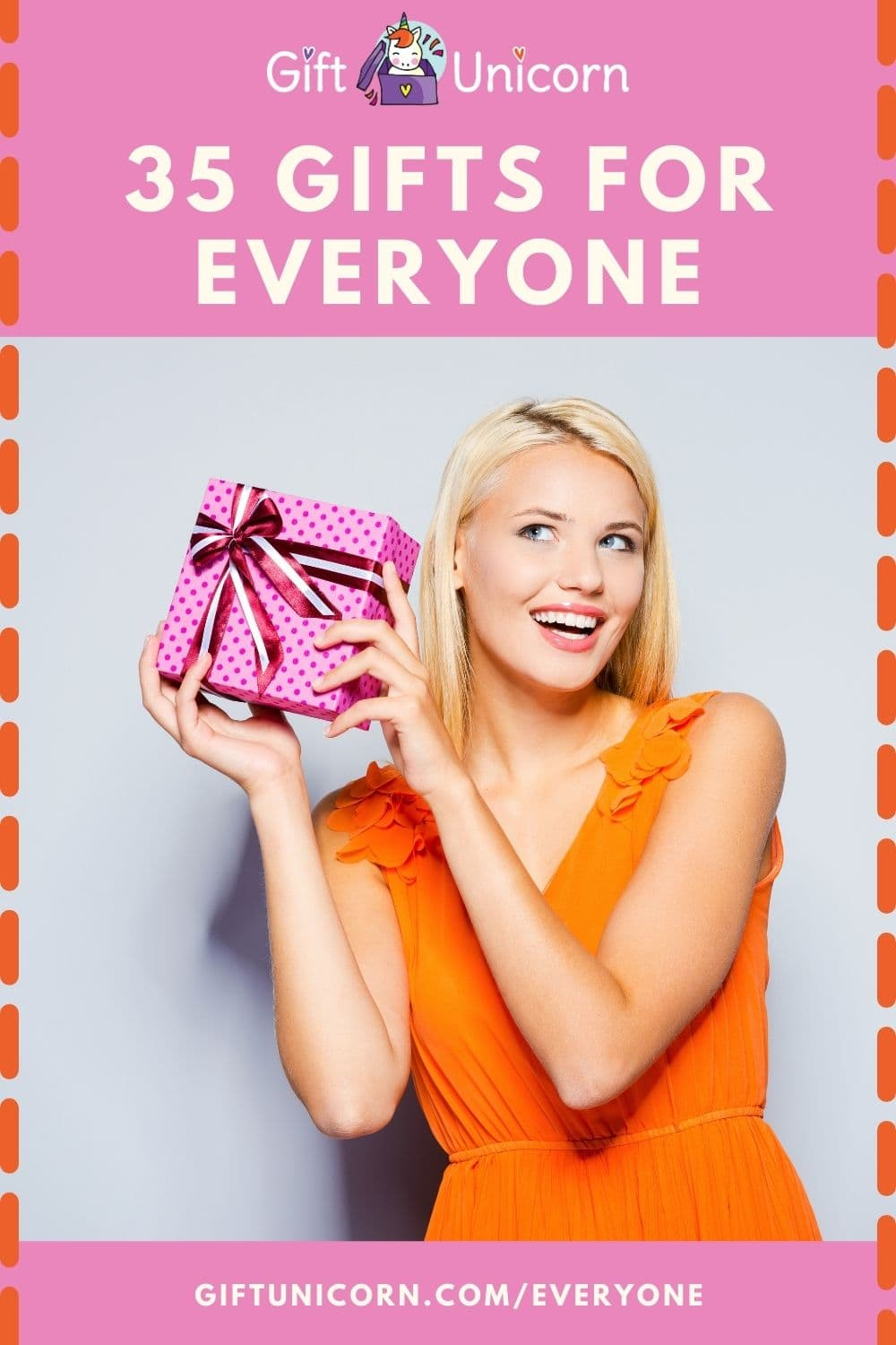 35 Gifts for. everyone