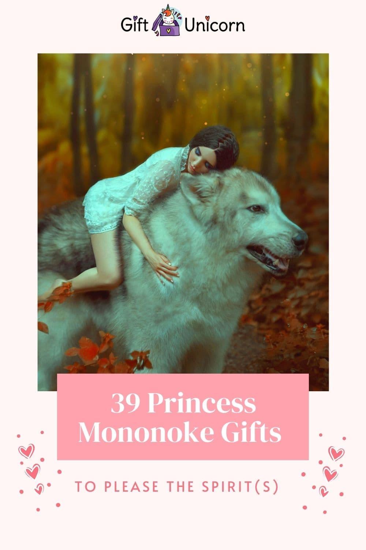 princess mononoke gifts