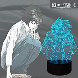 3D-color lamp