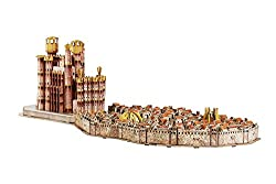 3D puzzle of king´s landing