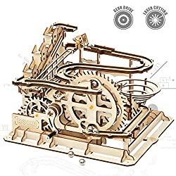 3D wooden puzzle model kit