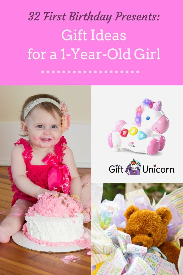 Fabulous 32 Unique First Birthday Gift Ideas For A 1 Year Old Girl Personalised Birthday Cards Cominlily Jamesorg