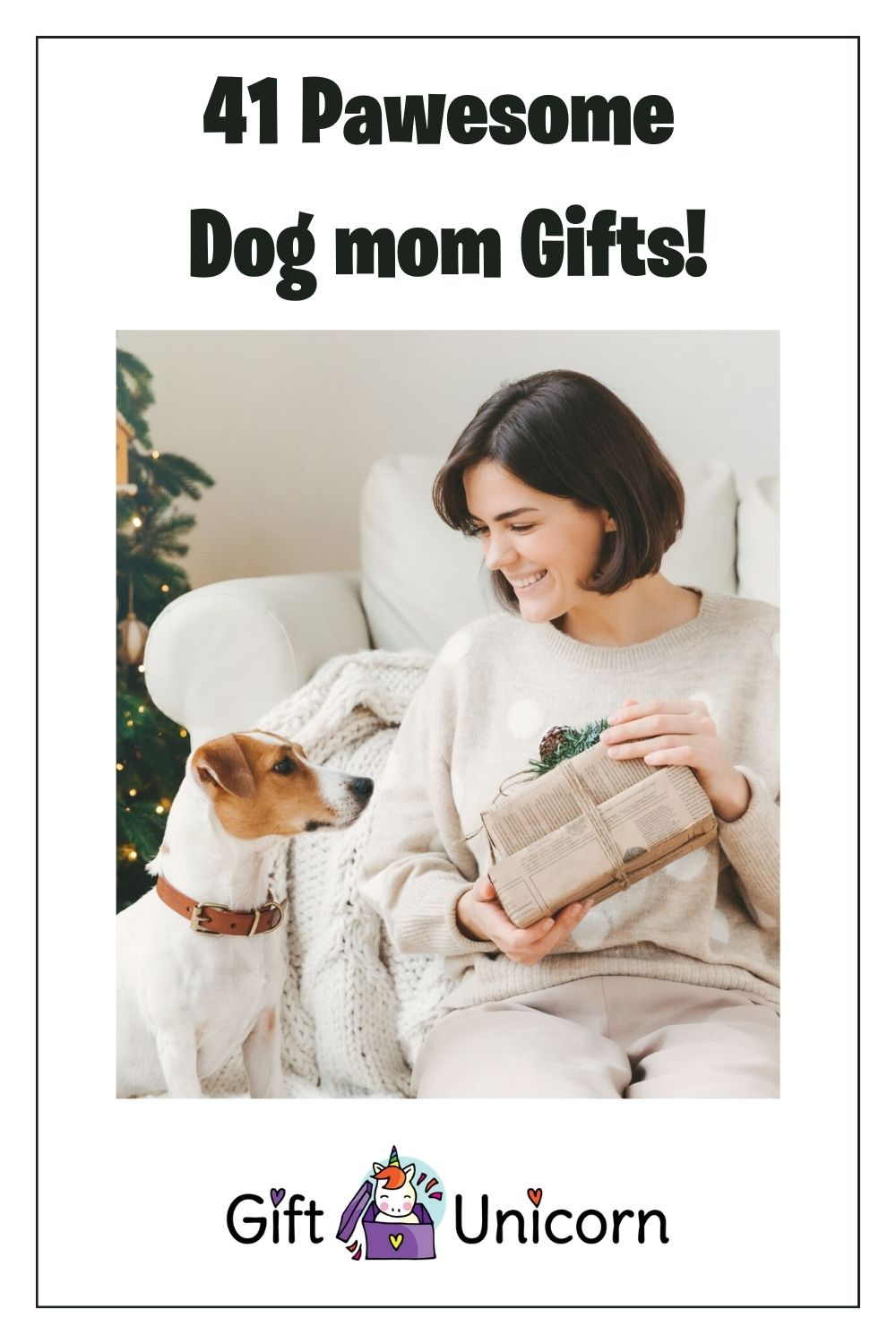 41 Pawesome dog mom gifts
