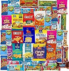 50 count snack box