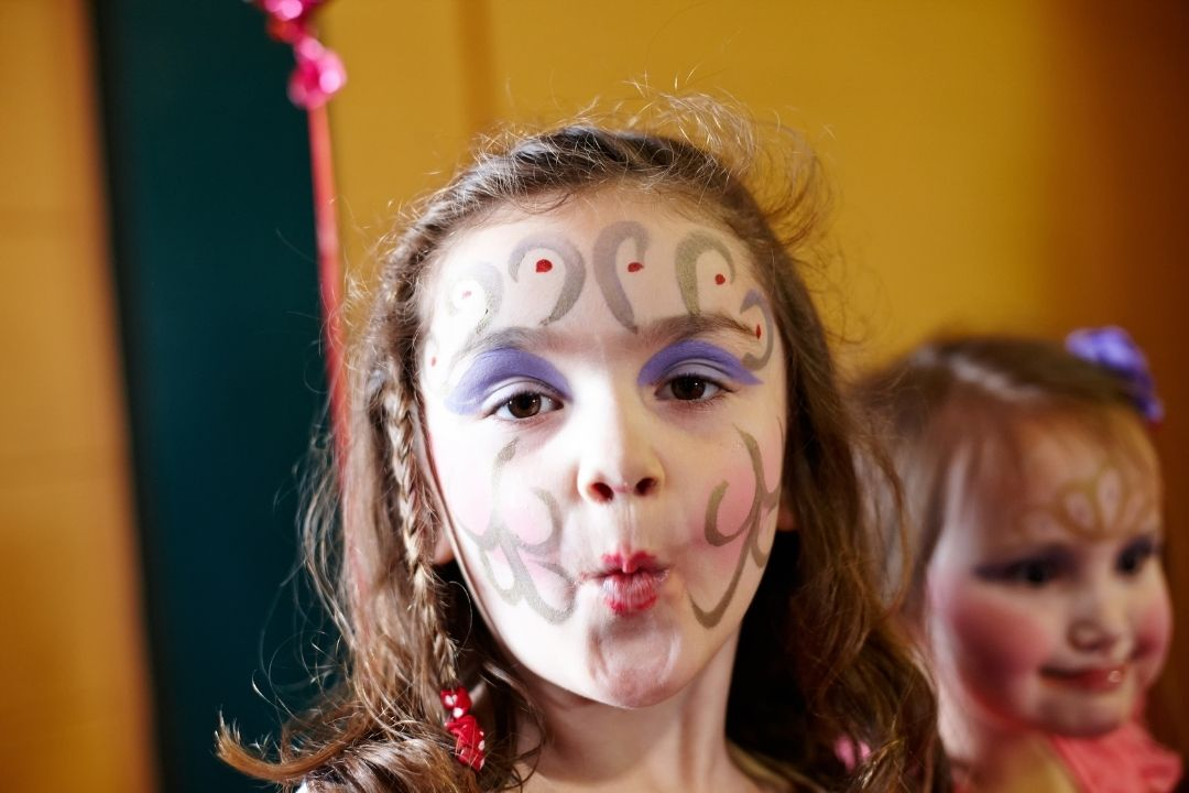6 year old girl birthday party