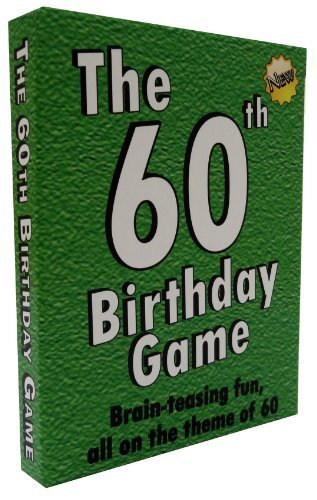 60 birthday game