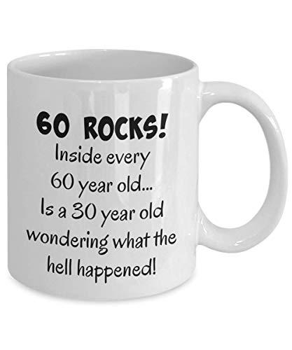 60 rocks mug