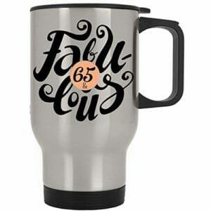 65th birthday gift mug for mom