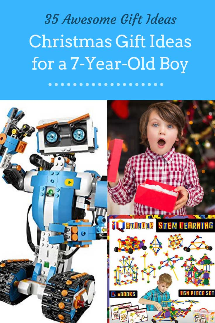 35 christmas gifts for a 7 year old