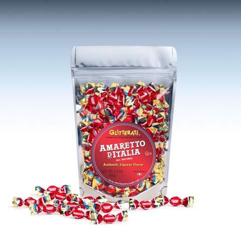 AMARETTO miniature hard candies