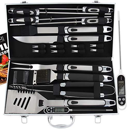 BBQ grill accessories set