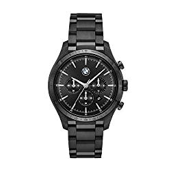 BMW chronograph watch