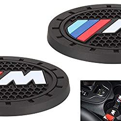 BMW sport M cup holder