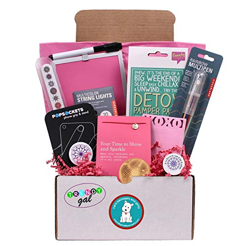 Bookmarks trendy gal gift pack
