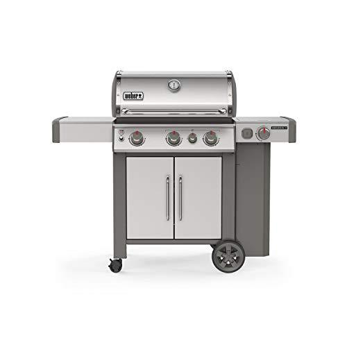 Burner liquid propane grill