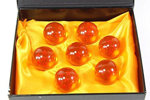 Crystal glass 7 stars balls