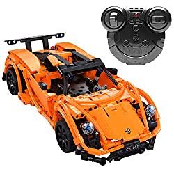 DIY-RC car building kit toy