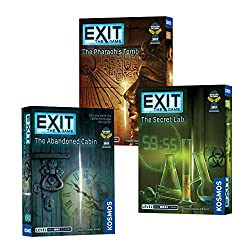 EXIT the game 3 pack