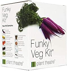 Funky veg kit gift box