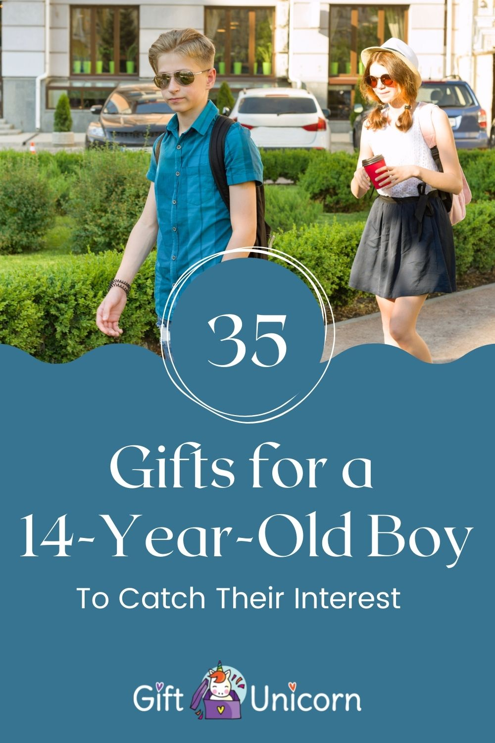 35 gifts for a fourteen years old boy pin image
