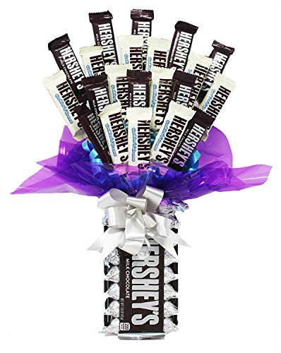 Hershey chocolate bouquet
