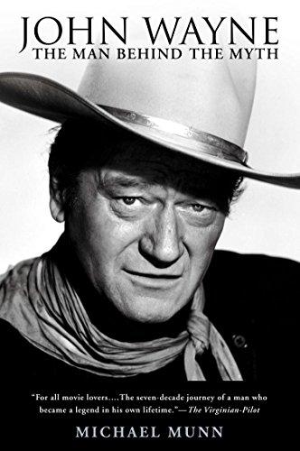 John Wayne: the man behind the myth book